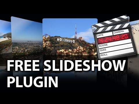 0 CoverFlux2 Slideshow Plugin for Final Cut Pro, Motion, FCE & Adobe After Effects
