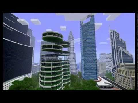 NewCraft City 1.9
