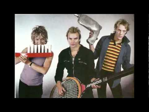 The Police - Hungry For You (J