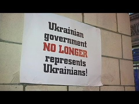 Decisive Tuesday in Ukraine as opposition calls for another large rally in Kyiv.