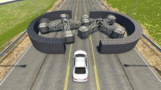 Beamng drive - Gear Style car Chewer