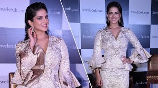 Sunny Leone Looks Stunning As The Brand Ambassador For Jewelsouk | Full Video