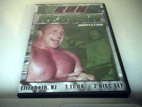 ROH Short 2004 Reviews Part 2.wmv