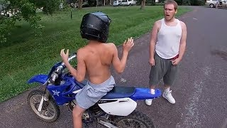 STUPID, CRAZY & ANGRY PEOPLE VS BIKERS [Ep.#725]