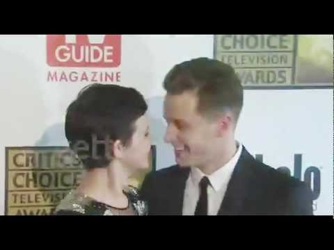 Ginnifer Goodwin & Josh Dallas (Her Love Is My Religion) #GOSH