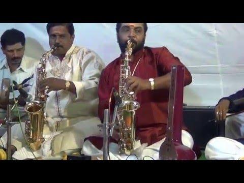 vinayagane vinai theerpavane- jk saxophone