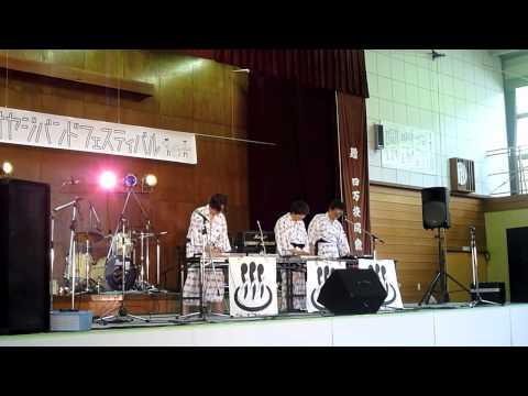 偽YMO 第一回四万温泉オヤジバンドフェスティバル