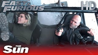 Fast & Furious Presents: Hobbs & Shaw   Official Trailer HD