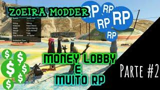 GTA V - PS3 ONLINE CHEGA MAIS GALERA ZOEIRA MODDER MONEY LOBBY E MUITO RP