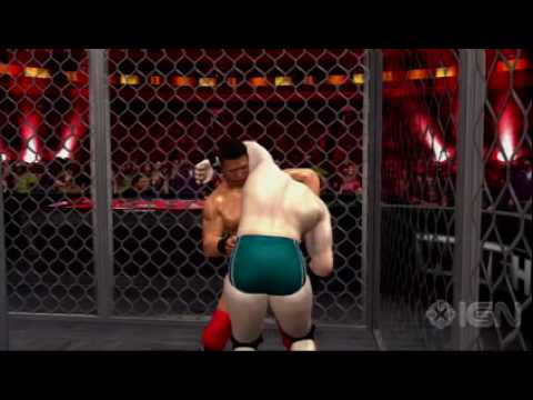 WWE SmackDown vs. Raw 2011: New Gameplay Footage