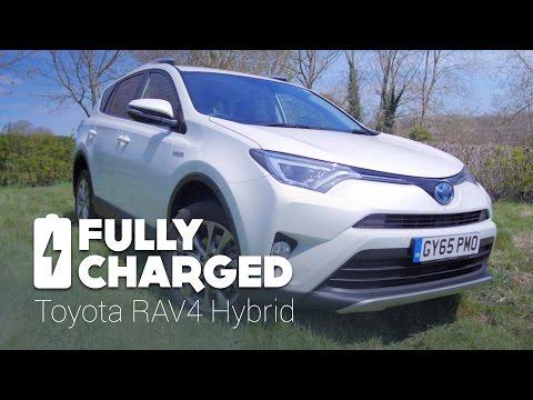 Toyota RAV4 Hybrid | Fully Charged