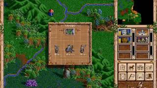 Прохождение heroes of might and magic 2 от 5p74 часть 8