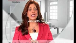 The Sethi Partnership Solicitors Advert - feat Ritu Sethi