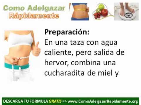 Como adelgazar en un mes a 10 kg sin daño para la salud de los hombres