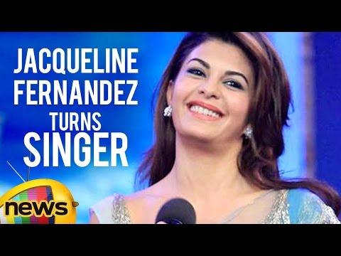 Jacqueline Fernandez Turns Singer | Sings Her New GF BF Song | Mango News