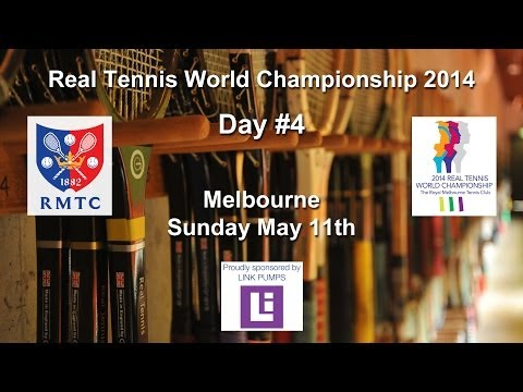 Real Tennis World Championship Day 4#