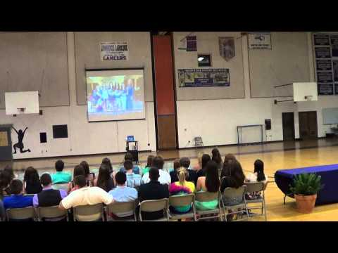 Norton High School Senir Class Acknowledgement night Pt 2/2