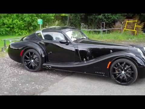2010 Morgan Aero Supersports Youtube