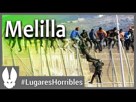 Los lugares más horribles del mundo: Melilla