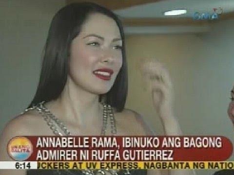 UB: Annabelle Rama, ibinuko ang bagong admirer ni Ruffa Gutierrez