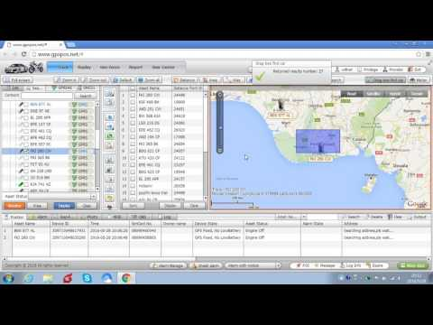GPS Tracking software-Drag to find car