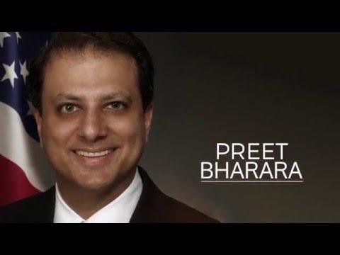 SPEECH: Preet Bharara