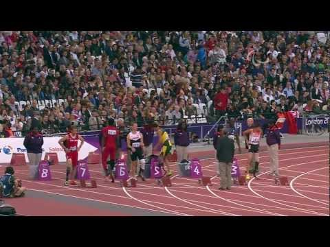 Athletics - LIVE - 2012 London Paralympic Games