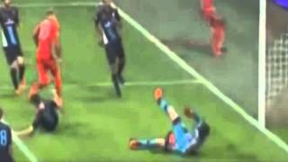 Arjen Robben Amazing Goal   Bayern Munich vs Arsenal 4 0
