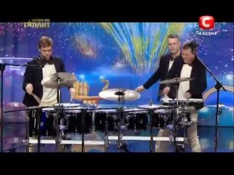 Украина мае талант 5 сезон - Коллектив Стресс