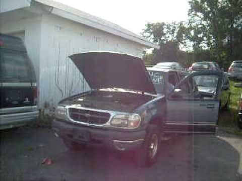 Cash for Clunkers- 2000 Ford Explorer XLT Video