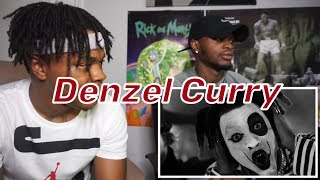 Deep Message Denzel Curry Clout Cobain Clout Co13a1n Reaction