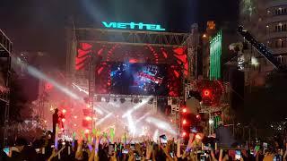 Xem Sơn Tùng MTP lạc trôi tại Đại nhạc hội Viettel - Kết nối triệu tâm hồn
