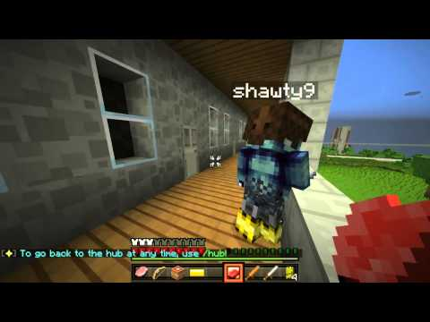Minecraft Survival Games 1 video