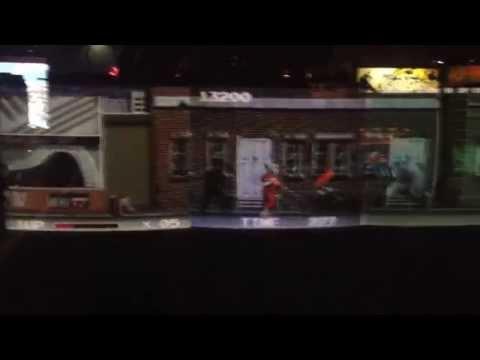 The Ninja Warriors Arcade Review
