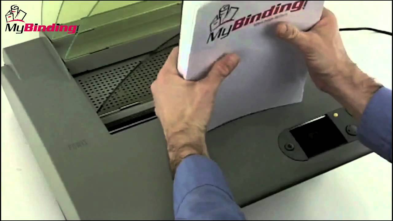 Fastback Binding Machine Fastback 20 Binding Machine