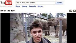 ¿Cual fue el primer vídeo que se subió en Youtube? streaming