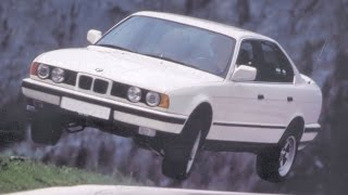 BMW E32/E34 Crash Test - Краш тест 7 серии БМВ