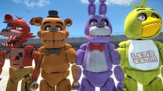 GTA 4: FIVE NIGHTS AT FREDDY