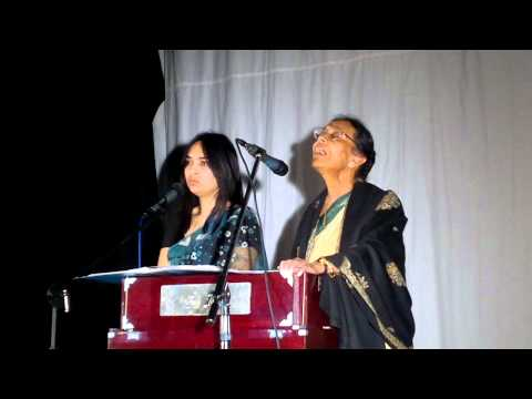 Rabindra Sangeet by Roma di - Rabindra Jayanti 2011