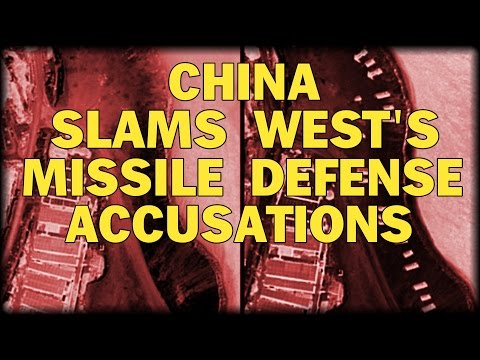 CHINA SLAMS MISSILE DEFENSE CLAIMS THEN ADMITS THE UNTHINKABLE