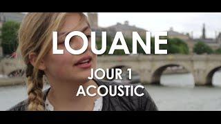 Louane Jour 1 Acoustic Live In Paris