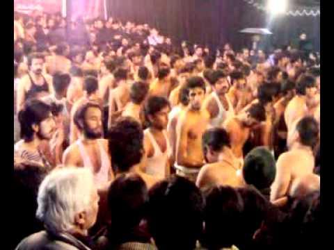 Markazi Matmi Dasta Rawalpindi {part 02}(Shab Baidari 2013 Anjuman Masoomia Wah Cantt)