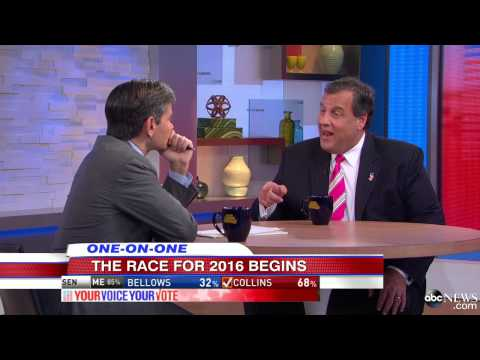Chris Christie Discusses Successful GOP Governor Races in the 2014 Election