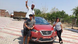 Taking Nissan Kicks For Chandigarh Meetup   Modified Cars In Chandigarh   Cars In Chandigarh