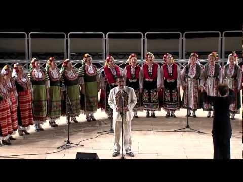 Даниел Спасов с Мистерията на българските гласове - Дай ми, Боже