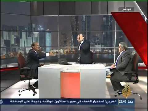 image vidéo فيصل القاسم يوبخ ضيوفه: الحق مش عليكم الحق على اللي جابكم