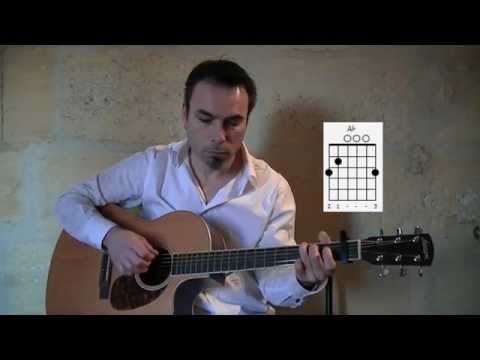 Cours de guitare Express, Jimmy (Moriarty)