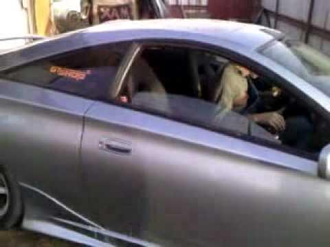 Выгон Селики (Toyota Celica Tuning)
