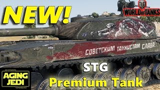 New Premium Tank Review! - STG & STG Guard - World of Tanks