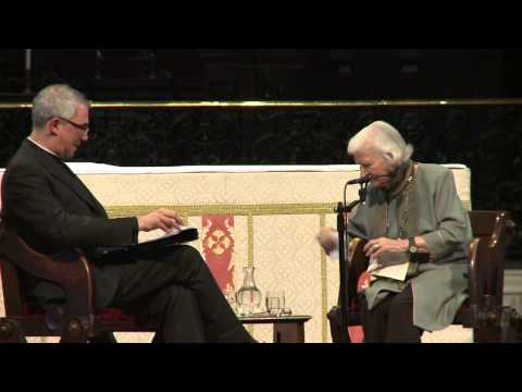 The Mind of the Maker - P D James speaks at St Paul's Cathedral (2013)